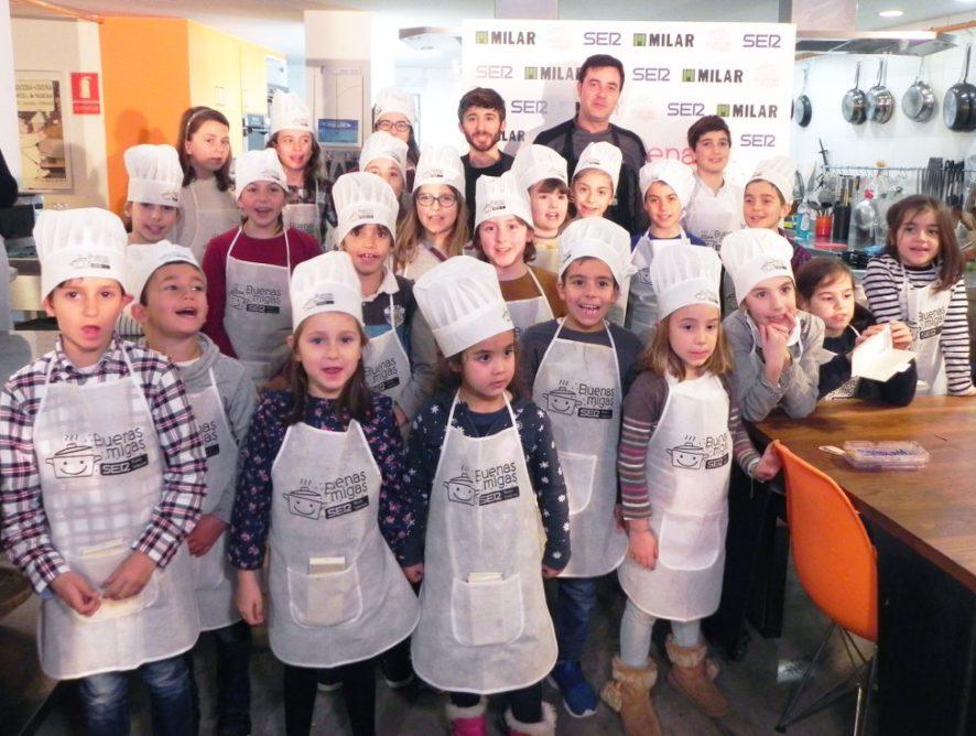 Taller de Cocinas para niños