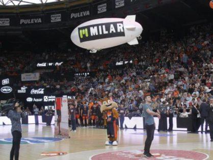 Nuevo contrato con Valencia Basket