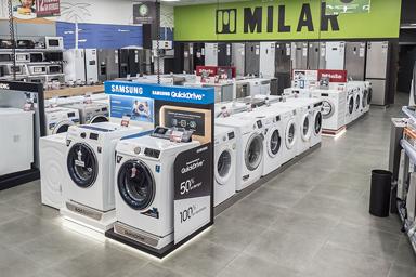 tienda milar lavadora